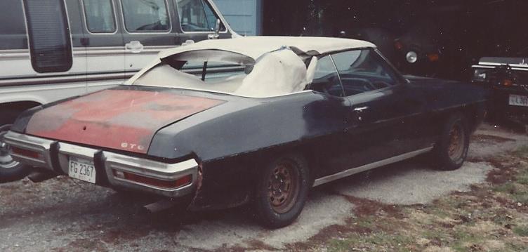 1970 gto conv