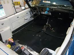 Pontiac carpert removal