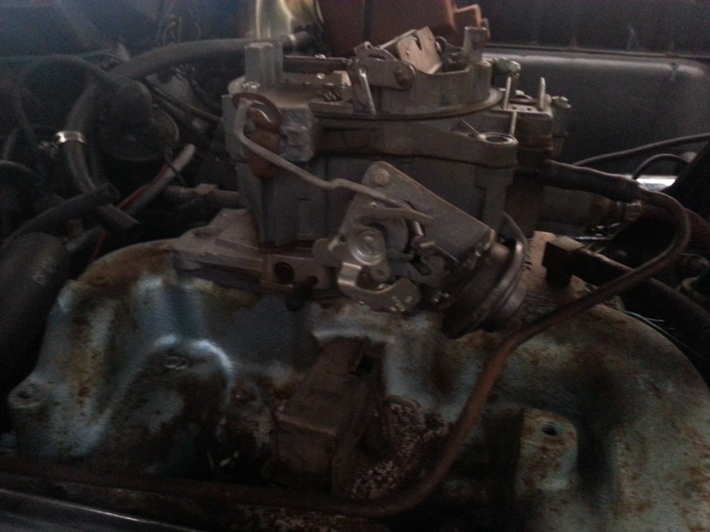 Pontiac Carburetor