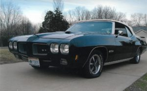 1970 Pontiac GTO Convertible-2001 Mo with Florida plates