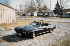 1970 Pontiac GTO Convertible-85 front right