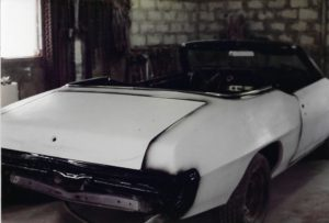 1970 Pontiac GTO Convertible-93 in primer