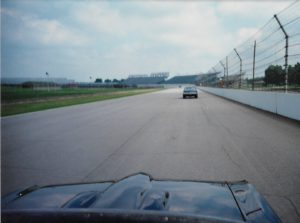 1970 Pontiac GTO Convertible-93 lap at Indy Speedway